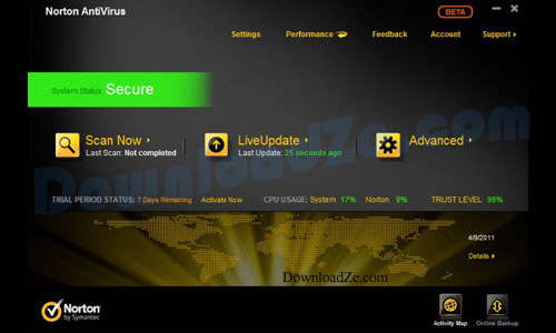 Norton AntiVirus 20.3.1.22