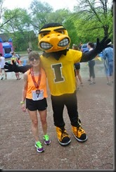 Time for A Herky Shot!