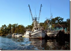 Withlacoochee boats