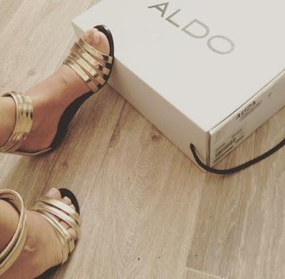 spartiates ALDO, chaussures ALDO, ALDO, mesarticlesdujour