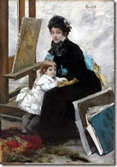 madeleine-lerolle-and-her-daughter-yvonne