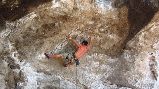 Railay - a climber's paradise.