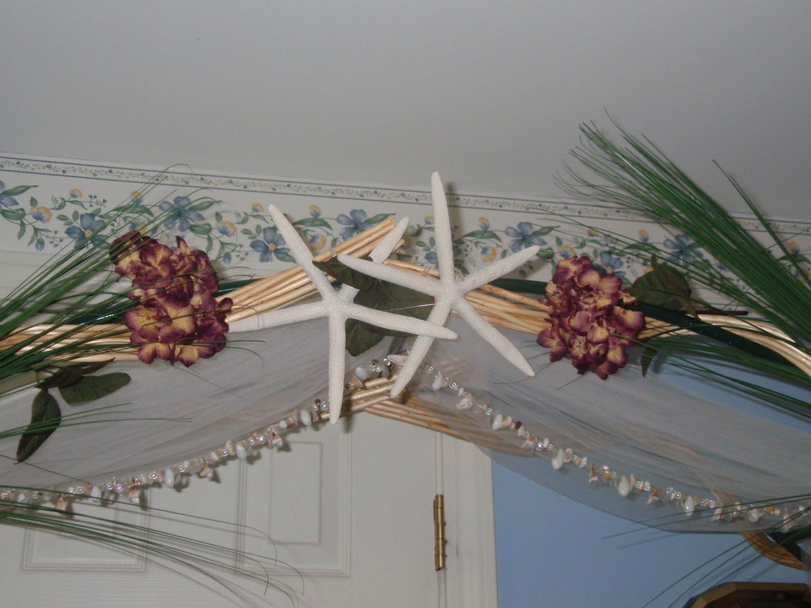 wedding arbor decoration