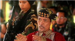 Image of Nur Misuari Claims Malaysia was Involved in Kidnap-for-Ransom Activities