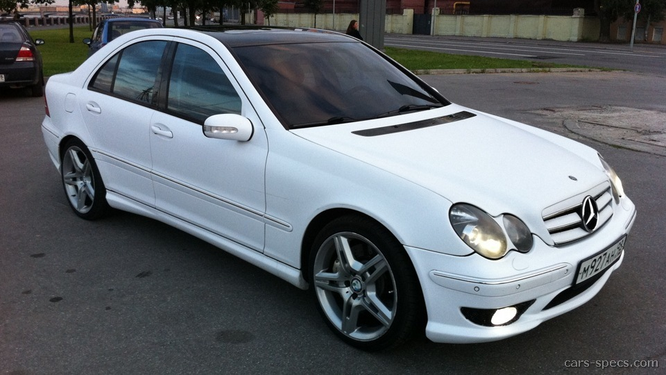2004 mercedes benz c class c32 amg specifications pictures prices. Black Bedroom Furniture Sets. Home Design Ideas