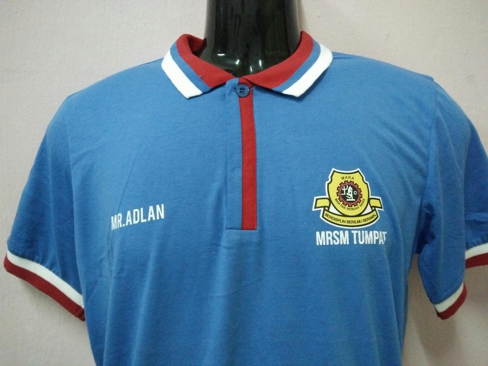 Design t shirt rumah sukan - Design T Shirt Kelas Terbaru Tempahan Tshirt Kelas Your Design We Do Jom Tempah Tshirt