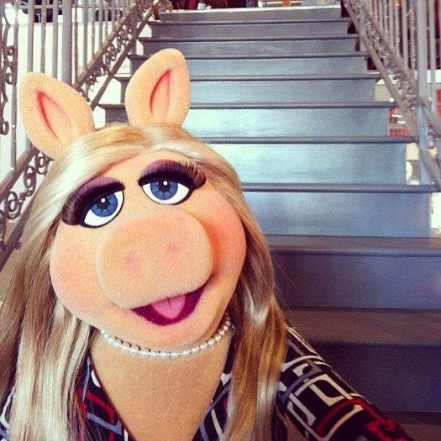 Muppet Star Miss Piggy to be honored with feminist award at Brooklyn Museum