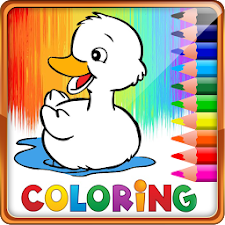 Coloring Book for Toddler Kids