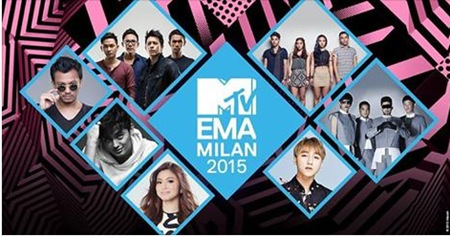 MTV EMA - Best Southeast Asia Act nominees