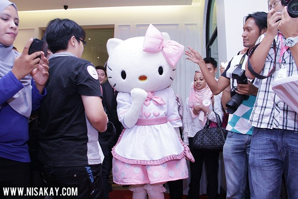 Blog Nisakay - Hello Kitty Gourmet Cafe (10)