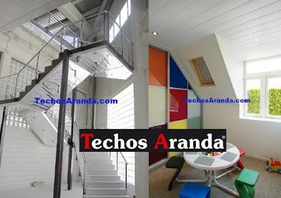 Techos aluminio Sant Josep de sa Talaia