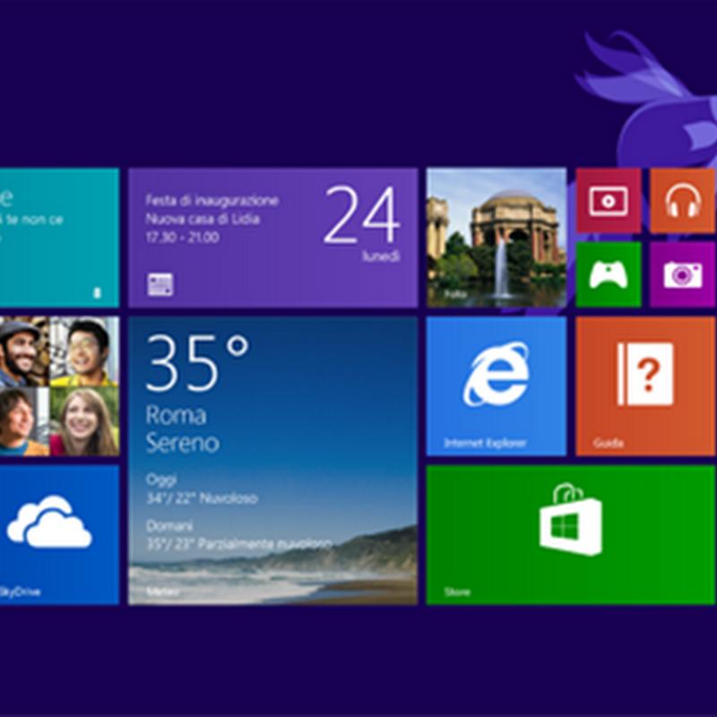 Informazioni sull'utilizzo delle funzionalità e delle app di Windows 8: operazione preliminari.