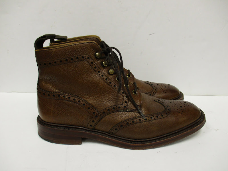 Brooks Brothers Oxford Boots