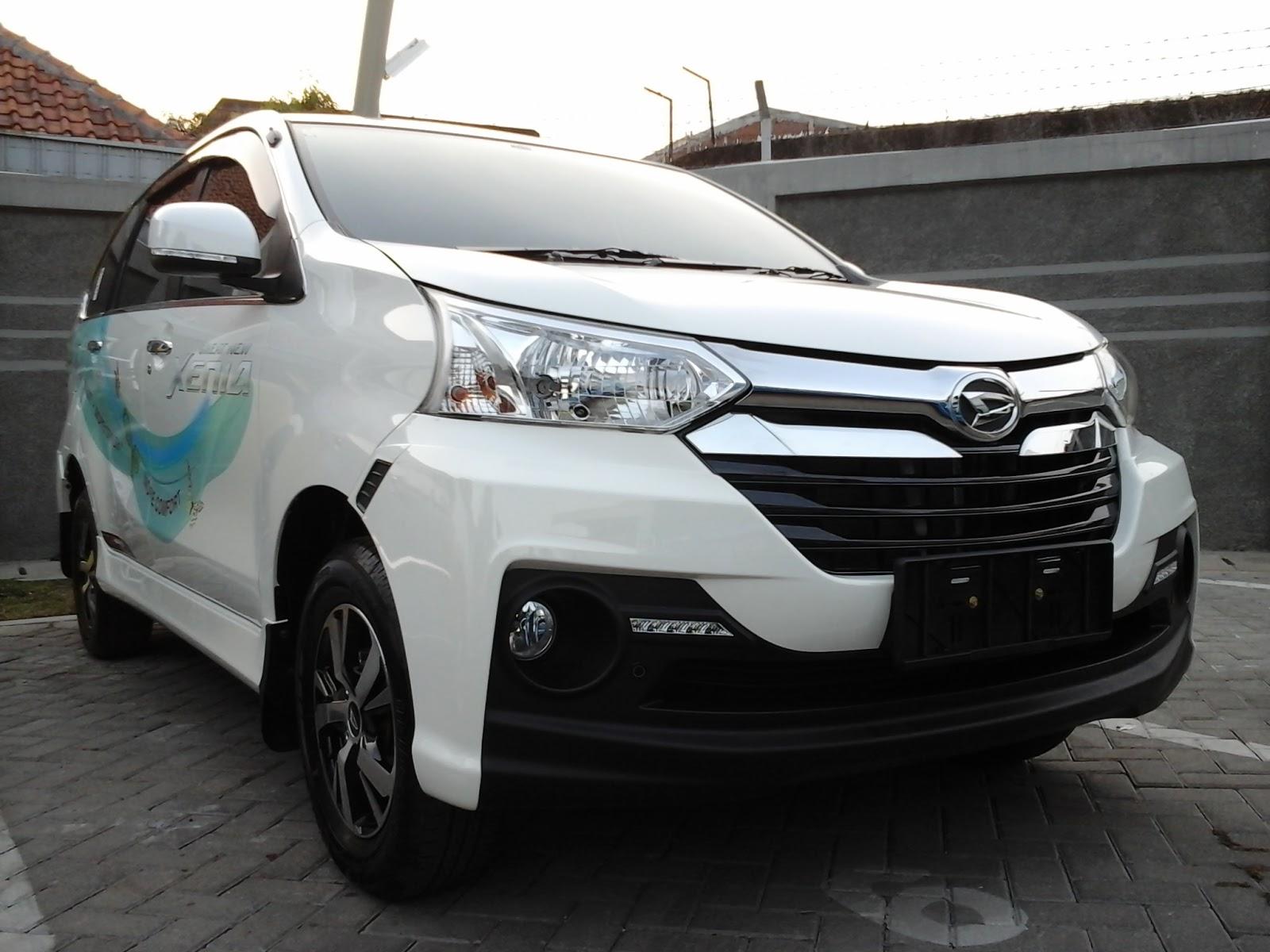 Kumpulan Modifikasi Mobil Xenia R Sporty