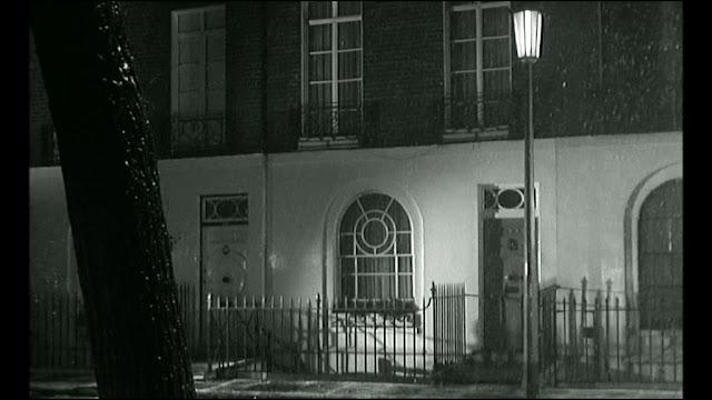 The Servant Tonys London Home
