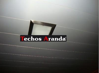 Techos aluminio Barrio del Pilar