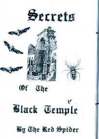 Cover of Basil Crouch's Book Secrets Of The Black Temple