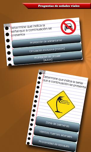 Examen de Licencia de Conducir screenshot 6