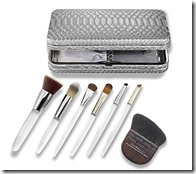 Trish McEvoy makeup brush collection