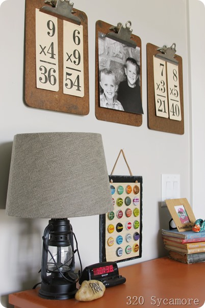 boy room decor