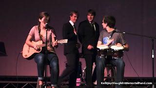 "Josie Dunne & Eamon Condon perform""Suit & Tie"""