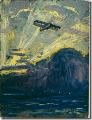 Arthur_Lismer_-_Sketch_for_Minesweepers_and_Seaplanes