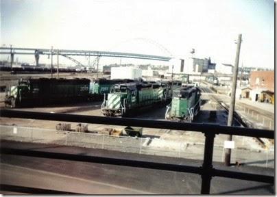 Hoyt Street Yard 1994