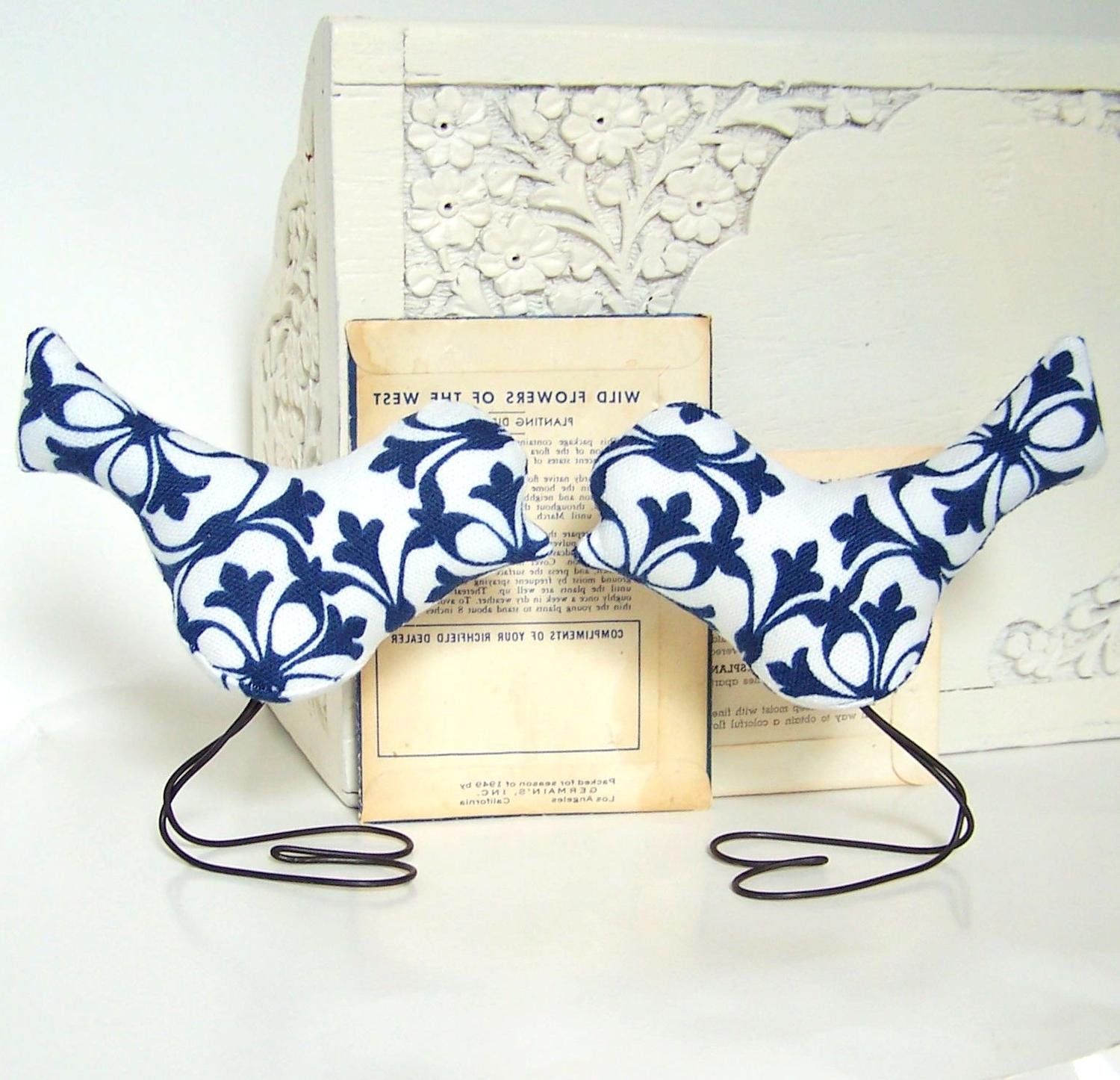 Modern Love Navy Blue and