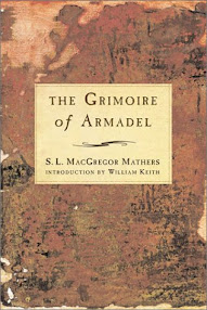 Cover of Solomonic Grimoires's Book The Magic Of Armadel