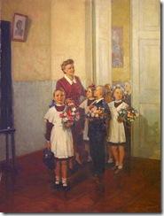 Alexander Haskelevich Kerzhner - In the First Class