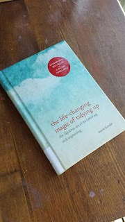 the konmari method of tidying - book review