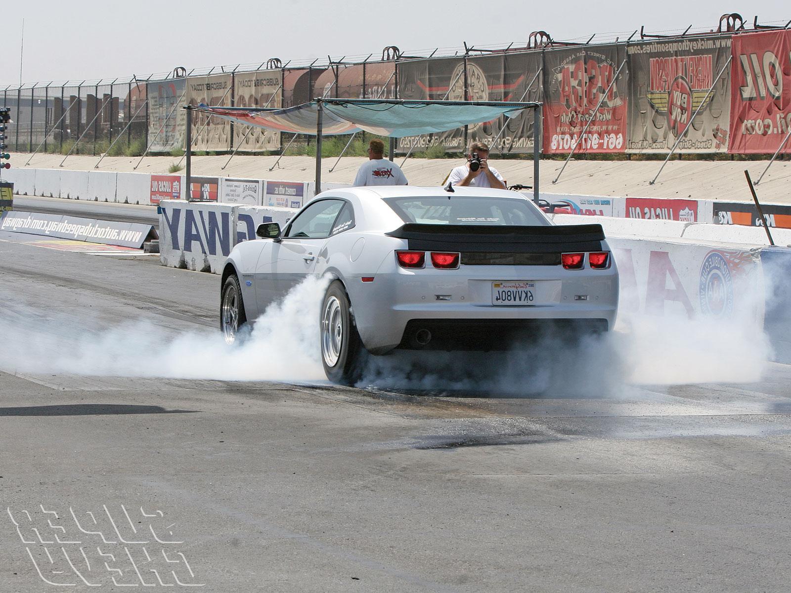 RPO Camaros L72 Burnout