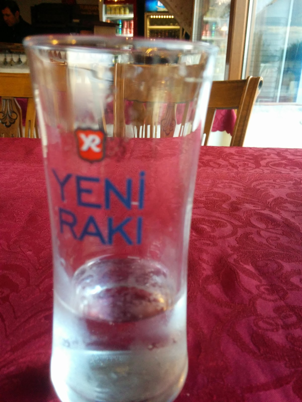 Raki Sofrasi - national pastime of Turkey