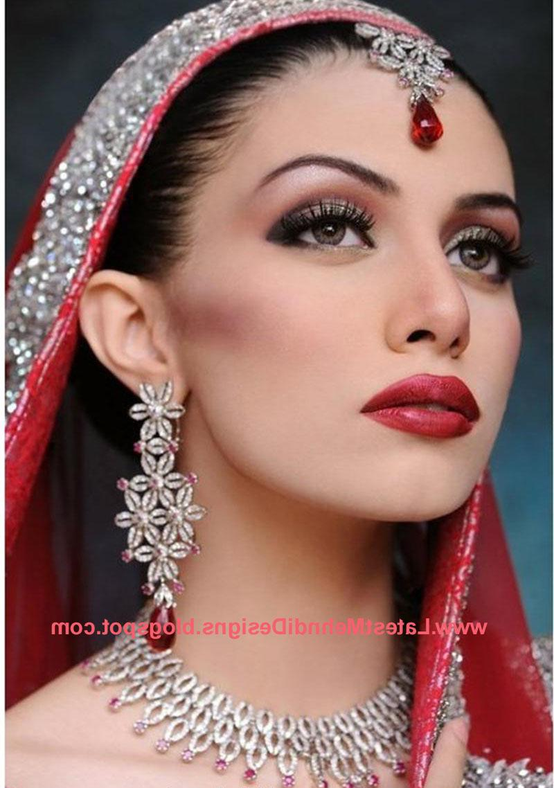 arabic bridal makeup looks
