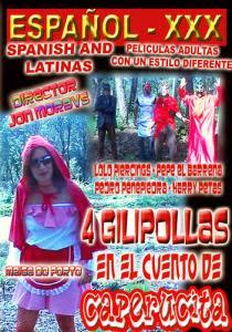 Ver 4 Gilipollas en el cuento de Caperucita (2006) Gratis Online