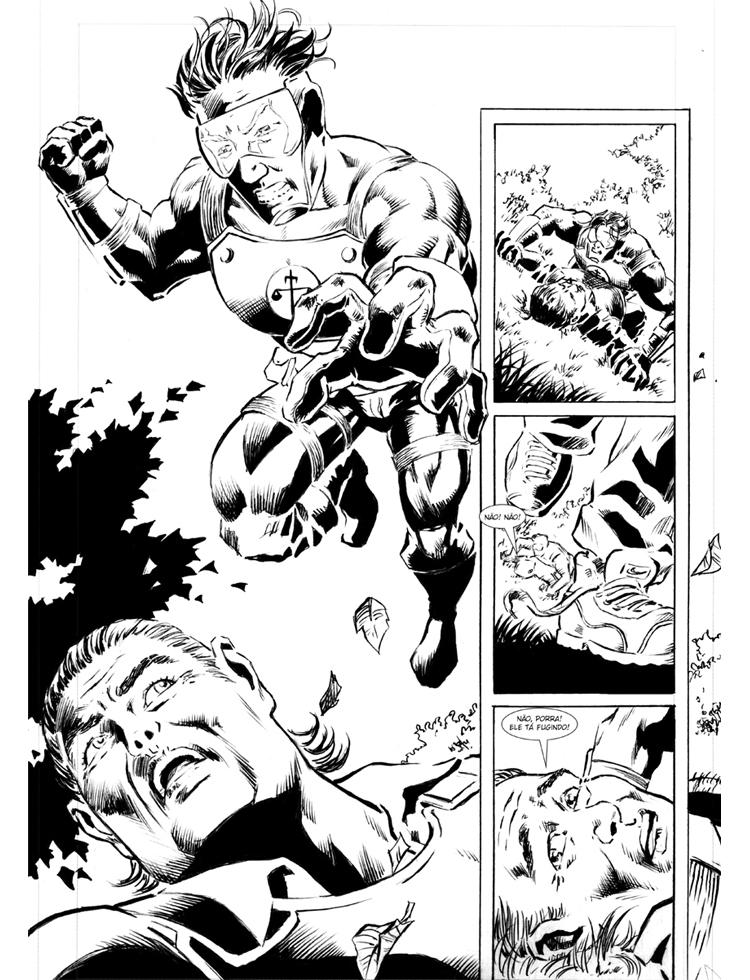 Guardião Noturno 4 - Página 20