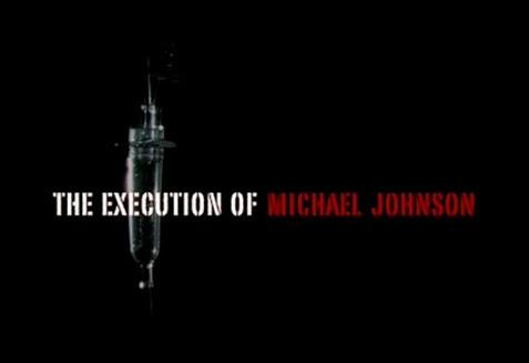Egzekucja Michaela Johnsona / The Execution of Michael Johnson (2007) PL.TVRip.XviD / Lektor PL