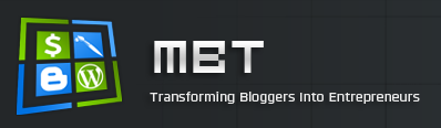 Blog Title Replaced with a Logo Image