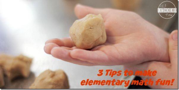 make elementary math fun