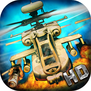 CHAOS Combat Helicopter HD №1 v7.2.0 Mod