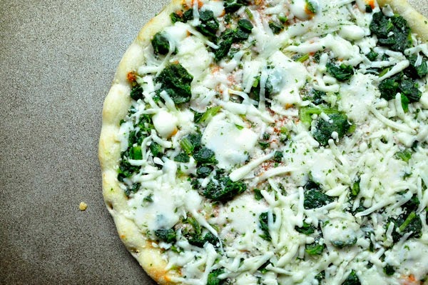 Create a gourmet pizza using a DiGiorno pizza as a starting point. This recipe with chicken, avocado and alfredo sauce looks delicious!