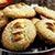 Sezamowo - kardamonowe ciasteczka z orzechami nerkowca