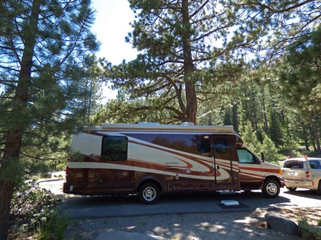 Granite Flat National Forest Camp Ground