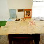 Libros y partituras de la Editorial EMEC, en la Sala de Exposiciones del Centro Cultural de la Concejalía de Juventud