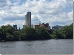 Albany skyline 1