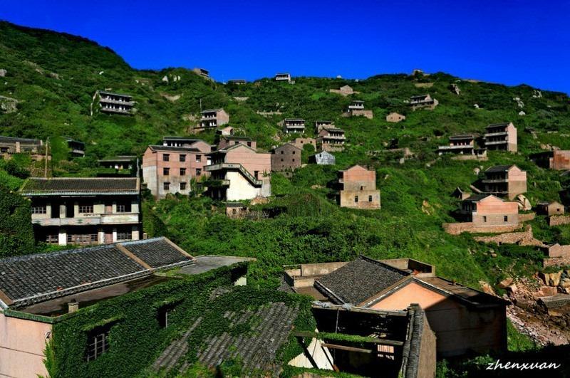 gouqi-island-abandoned-village-7