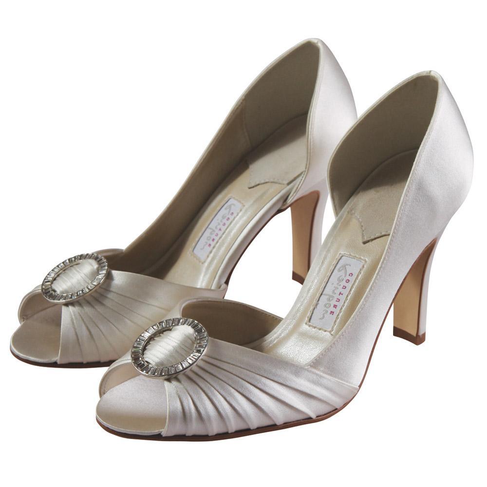 Santi Swarovski Wedding Shoes