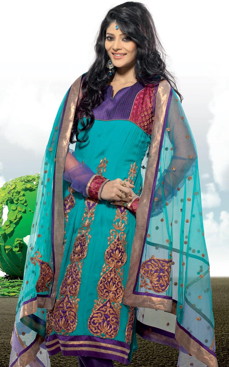 Indian Wedding Anarkali Salwar