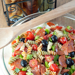 Healthy Pasta Salad For Kids Recipes