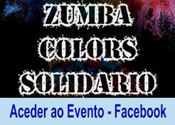 Zumba Collors solidário - Acesso Evento